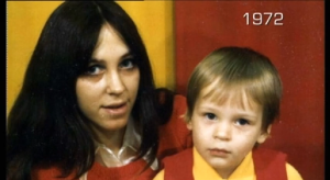 Michel Ruge, Bordsteinkönig, Michel mit Mama