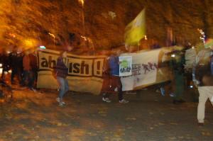 DemonstrationAsylpolitik