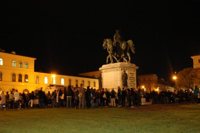 OdeonsplatzDemo