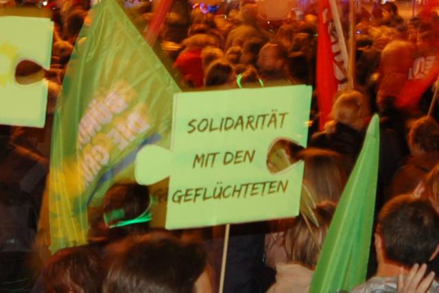 SolidaritätmitdenGeflüchteten